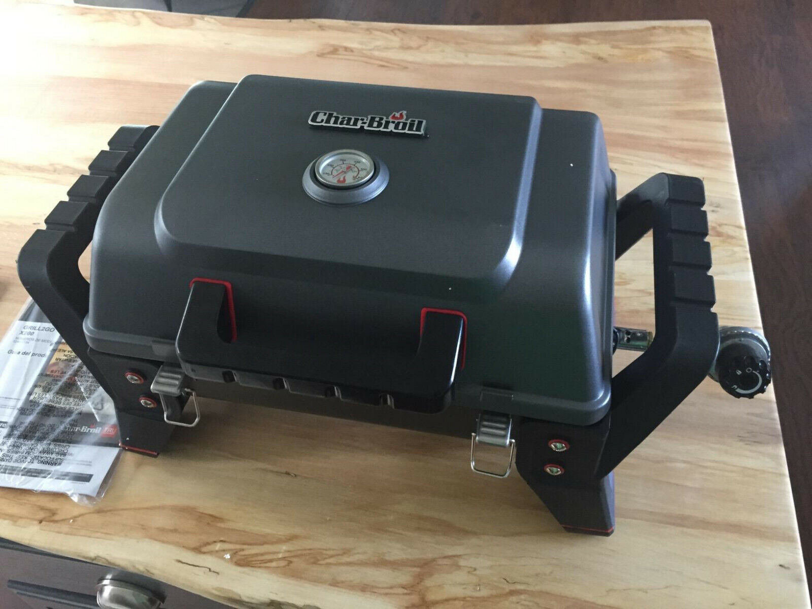 12401734, Charbroil X200 Grill Portable Grill2go TRU‑Infra