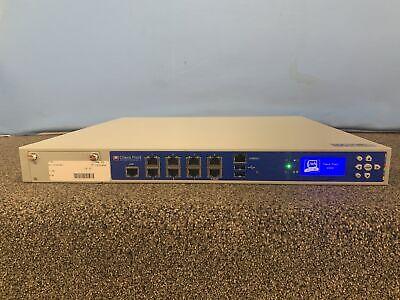 CheckPoint T-180 4800 8 Port Gigabit Firewall Appliance Dual Power