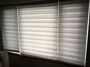 Roman blinds from Blinds to Go. Colour-Rhapsody