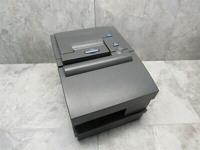 Toshiba Ibm 4610-2cr Gray Usb 24v Power Plus Receipt Pos Printer 80y1834 18y1838