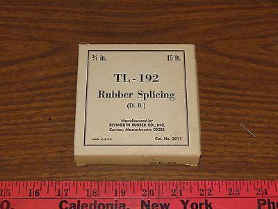 Plymouth Rubber - Plymouth Rubber TL-192 Rubber Splicing {D.R.}