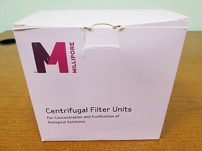 Millipore Amicon Ultra Cell-15 Centrifugal Filter Units10 Kda Cutoffufc901008