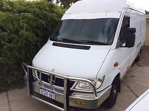 2003 Mercedes-Benz Sprinter 313 CDI EXTRA LONG Van for lease Craigie Joondalup Area Preview