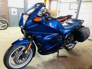 1992 BMW K100 in great shape $4999