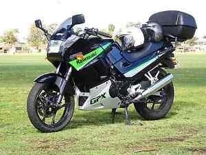 Kawasaki GPX250 Rivervale Belmont Area Preview