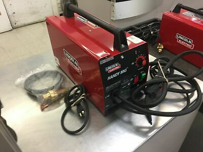 Lincoln Electric Handy Mig Welder Model 11205 Excellent Condition - Poland
