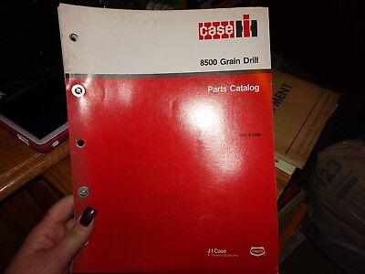 Case 8500 Grain Drill Parts Catalog 8-3480