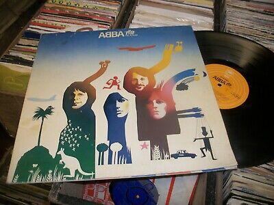 ABBA- THE ALBUM VINYL ALBUM