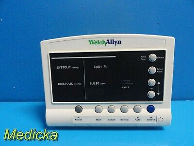 Welch Allyn 52000 Series Vital Signs Monitor Parts Only 15431