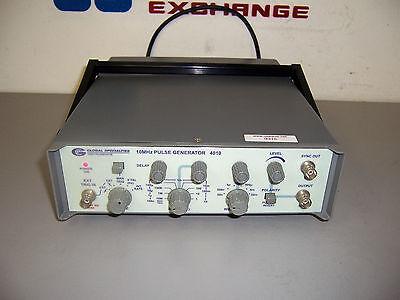 9375 Global Specialties 4010 Pulse Generator 10mhz