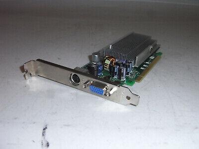 Leadtek LR2A13 GeForce 6200 64MB PCIe Grafikkarte Computer PC VGA Graphic