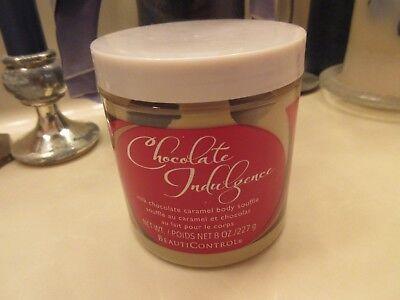 - BeautiControl Chocolate Indulgence Milk Chocolate Caramel Body Souffle! 8 oz.