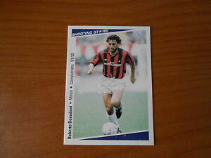 figurina-CALCIO-CARDS-SHOOTING-STARS-1991-92-MILAN-DONADONI