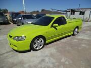 2005 FORD FALCON XR8 UTE 6 SPEED AUTO $6990 St James Victoria Park Area Preview