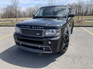 Range Rover Low kms.