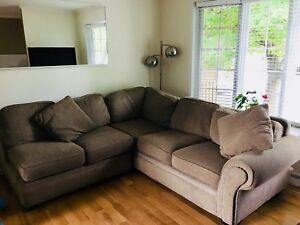 Sofa sectionnel / divan en L