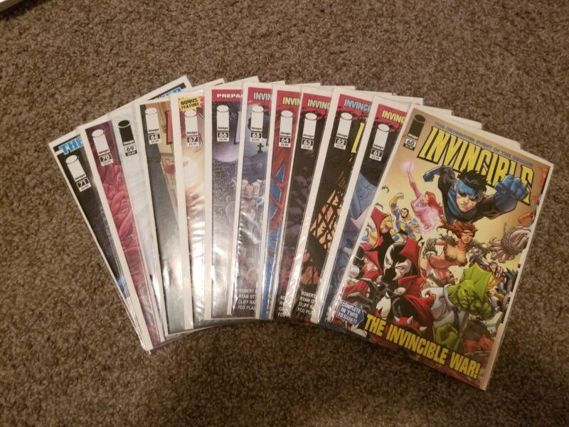 Invincible Comic Full Run 60-106 Complete Plus More!!