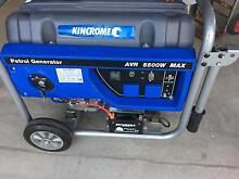 Kincrome  5.5 kva petrol  generator Caboolture Caboolture Area Preview