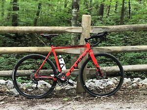 56cm Cube Cross Race Pro Cyclocross Bike