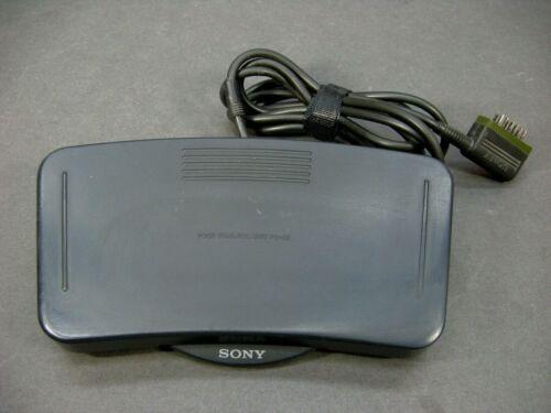 Sony Microcassette Transcriber 12 Pin Foot Pedal FS-85
