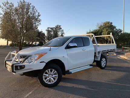 Mazda 2014 BT-50 XTR KING CAB UTE Elwood Port Phillip Preview