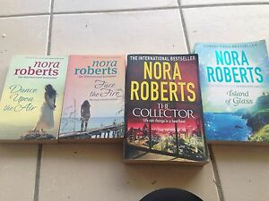 Nora Roberts books Meadowbrook Logan Area Preview