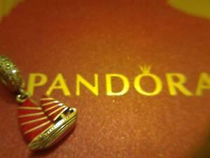PANDORA  *  Chinese Junk Ship Charm  * Chinese New Year Acacia Gardens Blacktown Area Preview