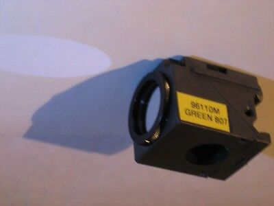 Nikon Fluorescence Filter Cube 96110m Green 807