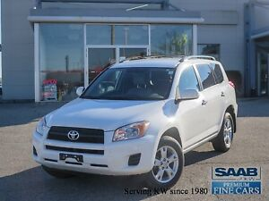 2010 Toyota RAV4 AWD One Owner/Well Undercoated