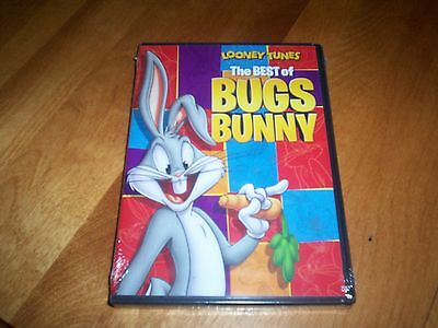 LOONEY TUNES THE BEST OF BUGS BUNNY Cartoon Classics Warner Bros. DVD SEALED