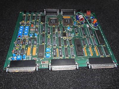 Iotech 232-4000 Rev C Control Cpu Board Pcb