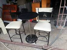 PADIO / GARDEN BAR OUTDOOR SETTING - TABLE AND 2 CHAIRS Murrumba Downs Pine Rivers Area Preview