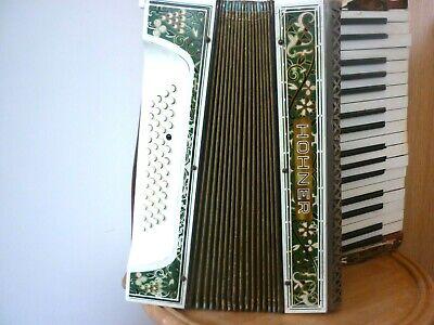 Vintage Hohner 34 / 48 Key Piano Accordion