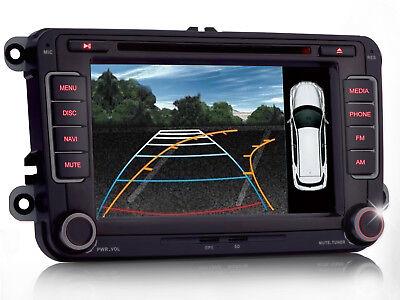 Autoradio NAVI DVD GPS CD Für VW GOLF 5 6 PASSAT TIGUAN TOURAN Sharan POLO Caddy