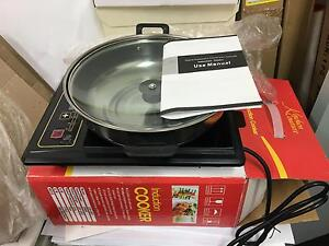 Brand new portable induction cooktop with pot and  lid Ultimo Inner Sydney Preview
