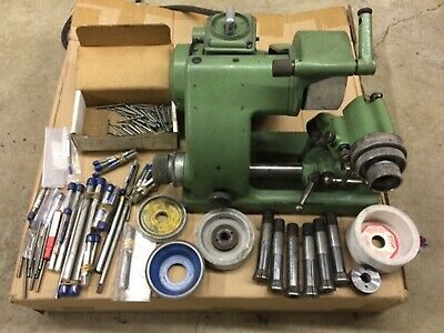 Nice Deckel So Single Lip Tool Cutter Grinder W. Collets