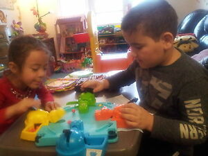 Home daycare (7,55$ a day)in cote des neiges