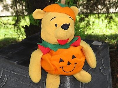 Winnie The Pooh Halloween Pumpkins (Disney Store Winnie The Pooh Pumpkin Halloween Pooh 8
