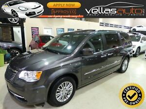 2016 Chrysler Town & Country Touring-L TOURING  LEATHER  NAVI...