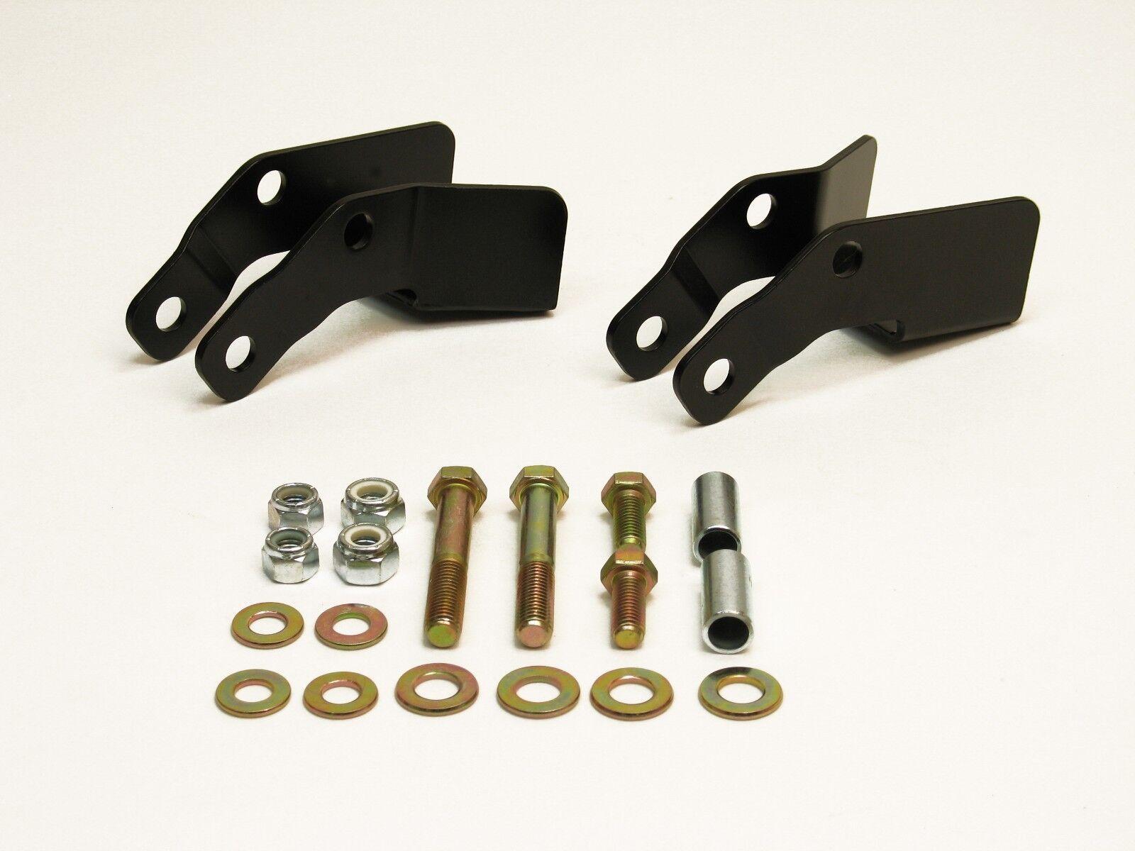 Belltech 95-99 Chevy Suburban Rear Shock Extensions