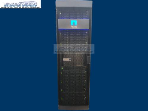 Netapp Fas8060a Cdot W/8x Ds4246 24x 4tb 7.2k X477a + Ds2246 24x 200gb X446a Ssd