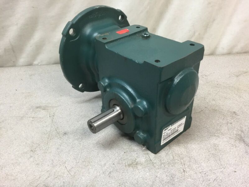 NEW NO BOX Dodge 17Q60R56 Right Angle Worm Gear Speed Reducer; 60:1, C-Face, 56C