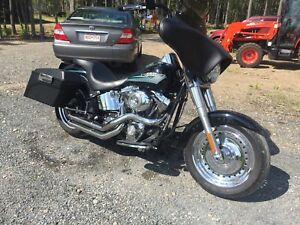 2010 HARLEY DAVIDSON CUSTOM FAT BOY !  $ 10500