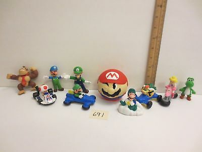 Nintendo Super Mario, Kart, & Chess Figures - CHOOSE - Shipping Discount on 2+