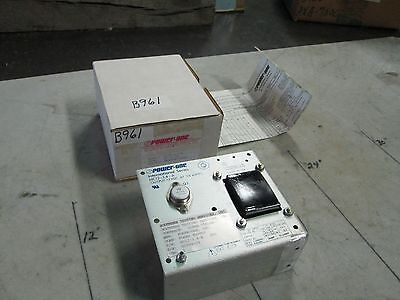 Power One Power Supply Pn Hc12-3.4a Output 12 Vdc At 3.4 Amp In 100-240v Nib