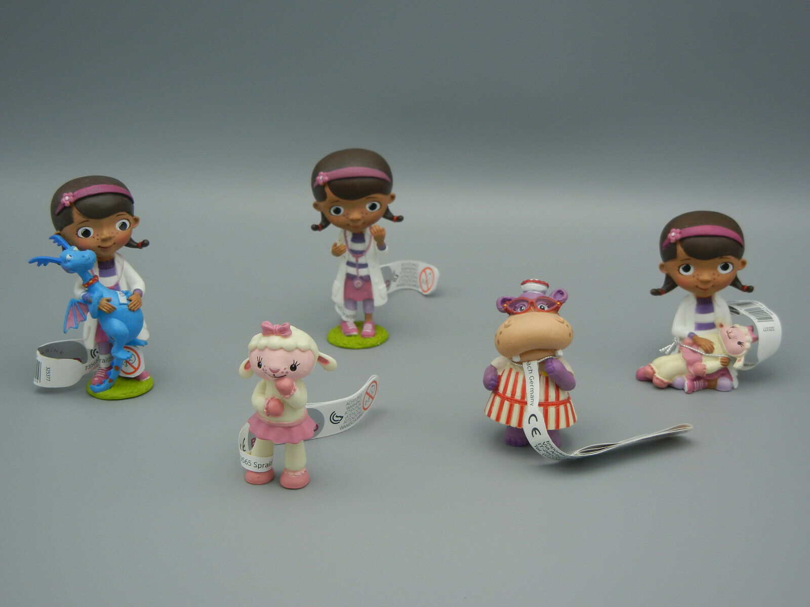 Doc McStuffins Figuren / Sets