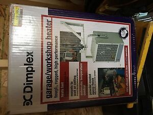 Garage/Workshop/Shed Heater