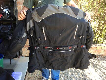 Force Motorbike jacket