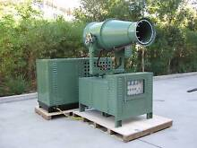 Mist Cannon / Dust and odour Suppressor plus generator for sale. Frenchs Forest Warringah Area Preview