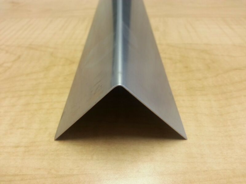"""Stainless Steel Corner Guard Angle Type 316 - 2"""" x 2"""" x 48"""""""